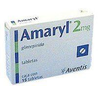 AMARYL TAB 2MG 30'S
