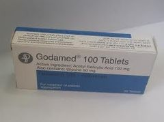 GODAMED 100 MG TAB