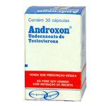ANDROXON TESTOCAPS40MG 30'S
