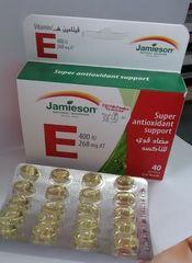 JAMIESON E 400 IU