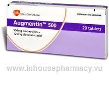 AUGMENTIN 500 TAB