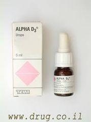 ALPHA D3 DROPS