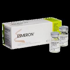 ESMERON VIAL 10MG/5MLX10
