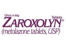 ZAROXOLYN 5MG 100 TAB