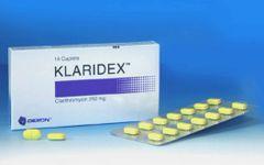 KLARIDEX 250mg