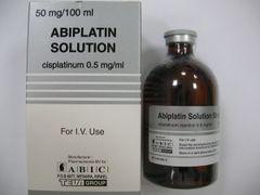 ABIPLATIN 1 MG/ML