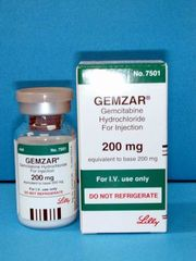 GEMZAR VIAL 200MG X1