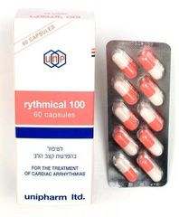 RYTHMICAL 100MG 60CAPS