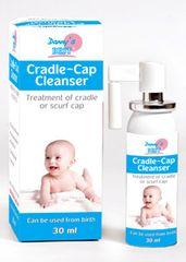 CRADLE CAP CLEANSER