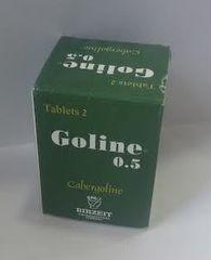 GOLINE 0.5 MG TAB