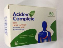 ACIDEX COMPLETE