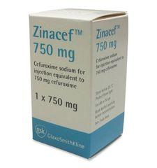 ZINACEF VIAL 750MG/VIALX5