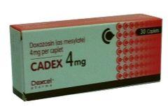 CADEX 4mg