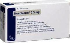 NovoNorm 1.0 mg * 90 TAB