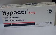 Hypocor 2.5mg 30Tab