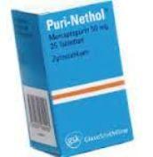 PURI-NETHOL 50MG