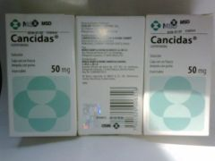 CANCIDAS 50MG