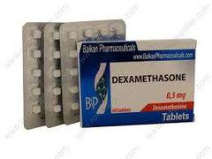 DEXAMETHASONE 0.5 MG