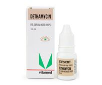 DETHAMYCIN DROPS 10ML