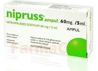 Nipruss sol. For inf. Amp. 60mg 5ml*5