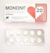 MONONIT 20 MG