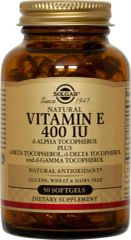Vitamin E 400 mixedtocopherols
