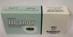 ITRANOX 100 MG