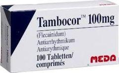 TAMBOCOR 100 MG