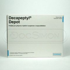 DECAPEPTYL DEPOT 11.25 MG