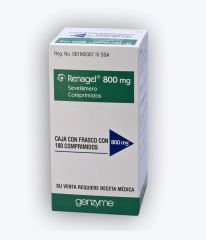 RENAGEL TABLETS
