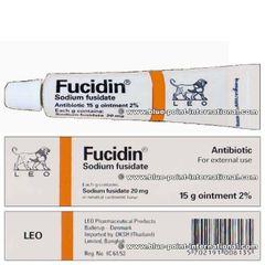 Fucidin Ointment 2% 15 gr