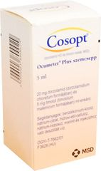 COSOPT OCUMETER PLUS 5-ML