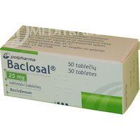 BACLOSAL 25MG
