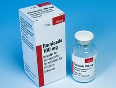 REMICADE VIAL 100MG X1