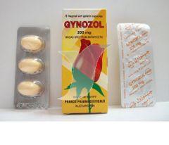 Gynozol vag.S.G.Cap