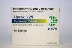 ALPROX 0.25MG TAB