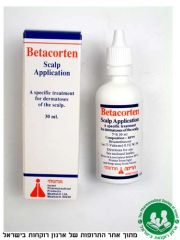 Betacorten Scalp 30 Ml