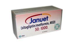 JANUET TAB 50/1000 56'S