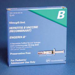 ENGERIX B ADULT ID VIALX1