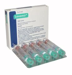 Levemir Penfill