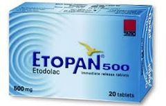 ETOPAN 500 MG