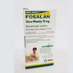 FOSALAN TAB 70MG 4'S