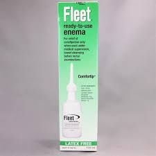 FLEET ENEMA SINGLE 133