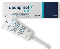 Decapinol Gel