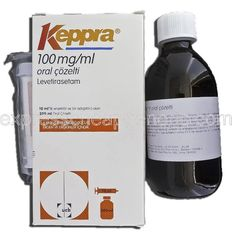 KEPPRA ORAL SOLUTION300 ML
