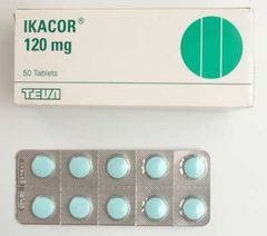 IKACOR 120 MG