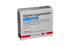 GLYCERIN CHILD 5 SUPP