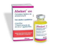 ABELCET AMP 5 MG 10