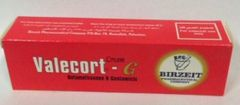 VALECORT G cream
