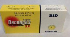 DECONGEX CAPS